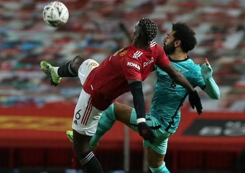 В Кубке Англии сильнее «дьяволы». Манчестер Юнайтед обыграл Ливерпуль