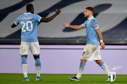 Лацио – Сассуоло – 2:1. Видео голов и обзор матча