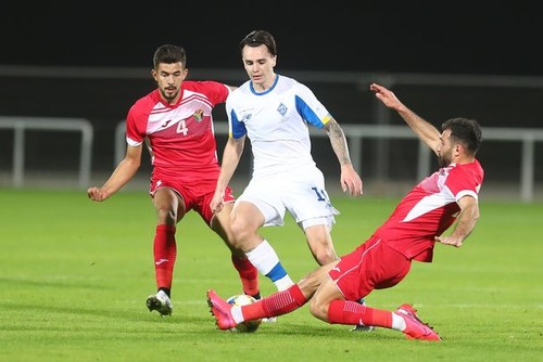 ШАПАРЕНКО: «У нас важкі ноги. Йорданія – хороша команда, всі гравці швидкі»
