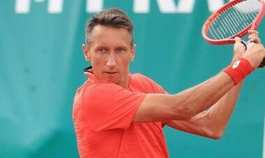 Стаховський вийшов до основної сітки турніру в Празі