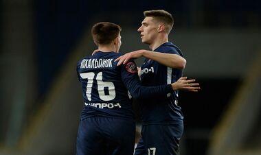 Дніпро-1 - Зоря - 0:1. Текстова трансляція матчу