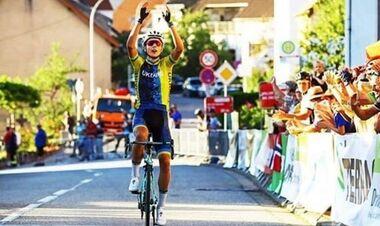 Український велогонщик стане наймолодшим учасником Джиро за 91 рік