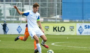 Защитник Динамо U-21: «Работаем, чтобы полететь на сборы первой команды»