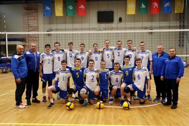 Сборная Украины U-17 определилась с составом на отбор к Евро-2021