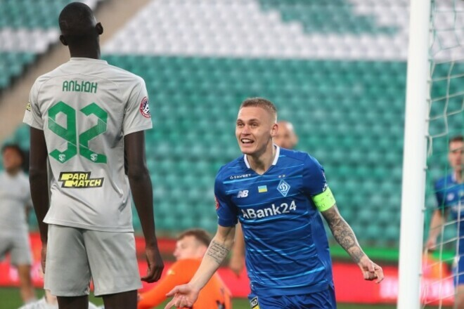 Виктор ЛЕОНЕНКО: «Динамо создало один момент, а забило три гола»