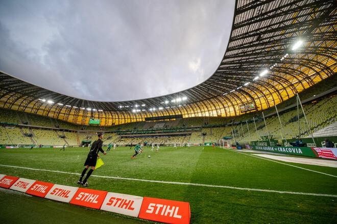 ОФИЦИАЛЬНО. Финал Лиги Европы пройдет со зрителями