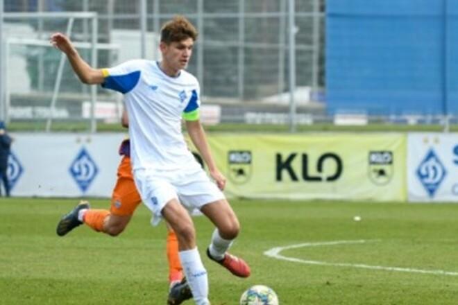 Захисник Динамо U-21: «Працюємо, щоб полетіти на збори першої команди»