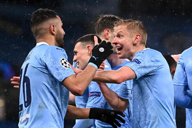 Манчестер Сити – ПСЖ – 2:0. Зинченко в финале. Видео голов и обзор матча