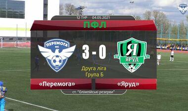 Перемога – Яруд – 3:0. Відео голів та огляд матчу