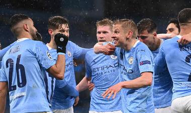 ВИДЕО. Эмоциональное празднование в раздевалке Манчестер Сити