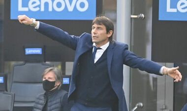 Антоніо КОНТЕ: «Бажаю удачі Моуріньо, але не в матчах з Інтером»