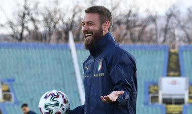 Моуріньо запросить Де Россі в свій тренерський штаб