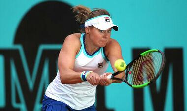 Козлова завершила выступления на турнире во Франции