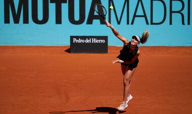WTA Мадрид. Барті продовжує домінувати. Відомі всі півфіналістки