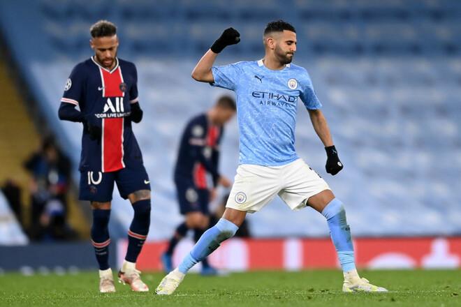 Рияд МАРЕЗ: «Два гола Манчестер Сити родились именно в контратаках»