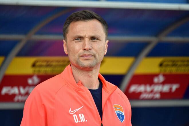 Остап МАРКЕВИЧ: «С неосновными игроками Динамо будет даже тяжелее»