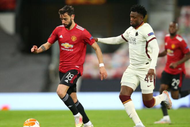 Рома - Манчестер Юнайтед. Прогноз і анонс на півфінал Ліги Європи