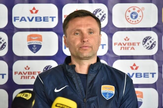 Остап МАРКЕВИЧ: «Добре, що взяли очко з чемпіонами»
