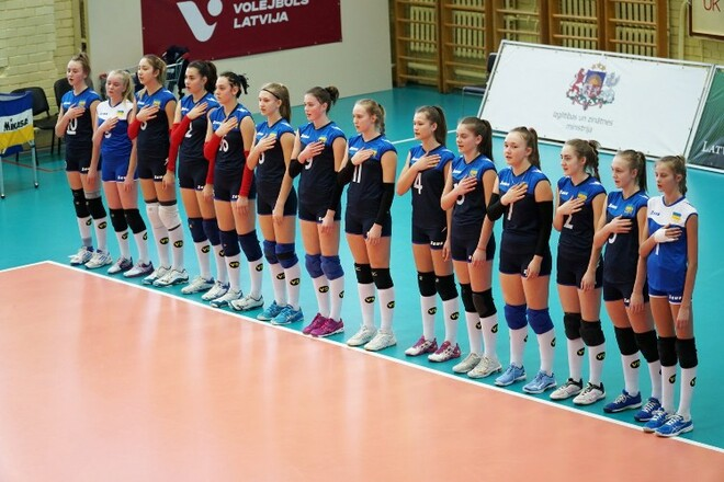 Женская сборная Украины U-16 в отборе к Евро выступит в Бельгии