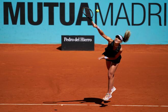 WTA Мадрид. Барти продолжает доминировать. Известны все полуфиналистки