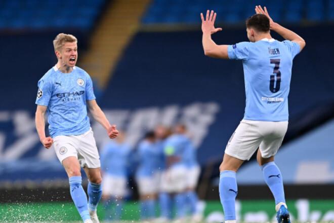 Александр ЗИНЧЕНКО: «Манчестер Сити еще ничего не выиграл»