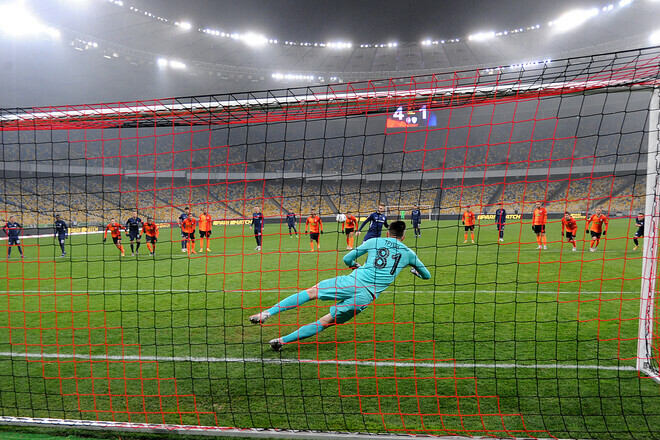 Где смотреть онлайн матч чемпионата Украины Минай – Шахтер