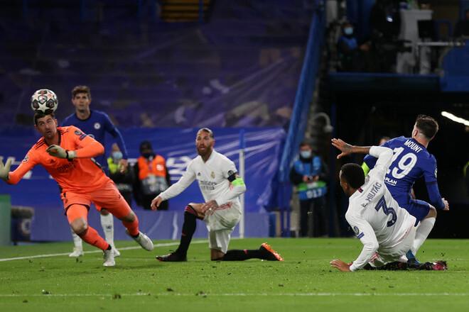 ВИДЕО. Маунт похоронил надежды Реала на финал Лиги чемпионов