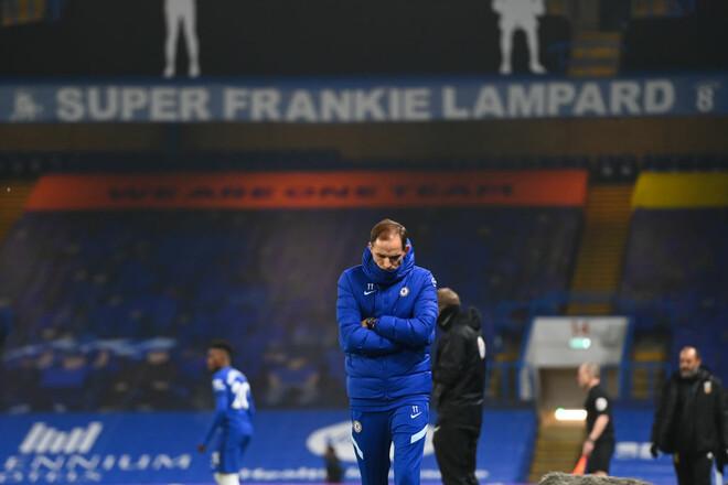 Челсі тричі виходив у фінал ЛЧ після зміни тренера по ходу сезону