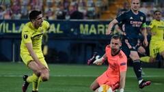 Арсенал — Вильярреал - 0:0. Текстовая трансляция матча
