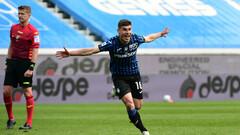 Малиновський названий найкращим гравцем Аталанти у квітні
