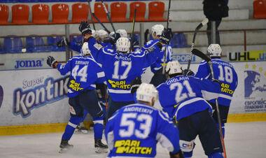 Сокіл подав заявку на участь в сезоні УХЛ. Вже є 8 команд