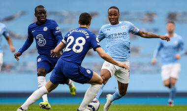 Манчестер Сити - Челси - 1:2. Текстовая трансляция матча