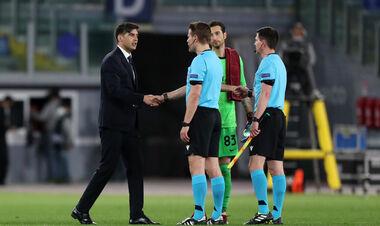 Паулу ФОНСЕКА: «Мы проиграли из-за ужасных 45 минут в Манчестере»