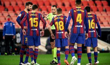 Де дивитися онлайн матч чемпіонату Іспанії Барселона - Атлетіко