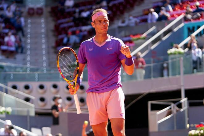 ATP Мадрид. Відомі всі учасники 1/4 фіналу грунтового Мастерса