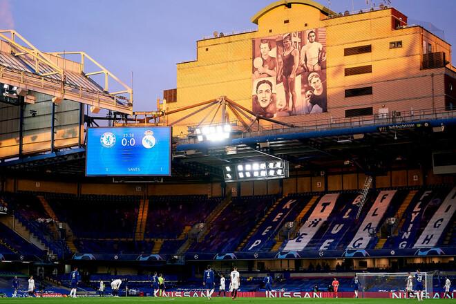 Британцы требуют у УЕФА перенести финал Лиги чемпионов в Англию