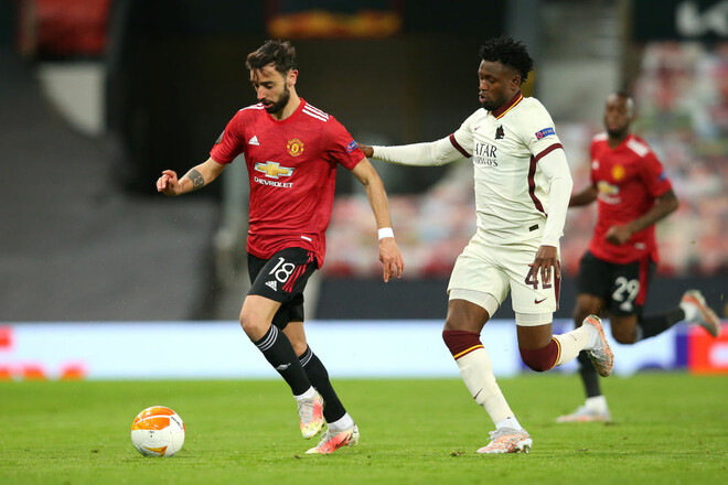 Рома – Манчестер Юнайтед. Смотреть онлайн. LIVE трансляция