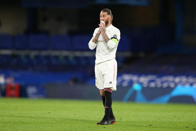 Серхіо РАМОС: «Реал завжди піднімався після поразок»