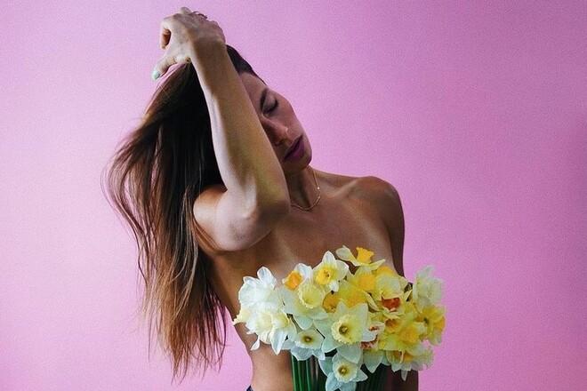 ФОТО. Марина Бех-Романчук похвасталась шикарной фигурой в купальнике
