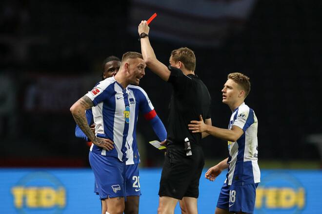 Герта – Фрайбург – 3:0. Видео голов и обзор матча