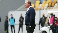 Шаран провел 200-й матч в чемпионатах Украины во главе Александрии