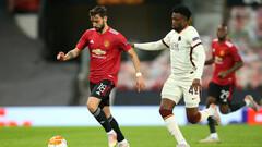 Рома – Манчестер Юнайтед. Дивитися онлайн. LIVE трансляція