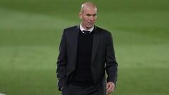 Зидан может покинуть Реал в конце сезона