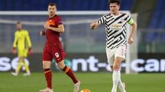 Рома - Манчестер Юнайтед - 3:2. Відео голів та огляд матчу