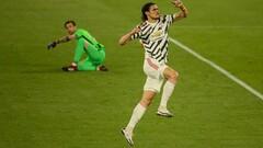 Рома - Манчестер Юнайтед. Відео голу Кавані