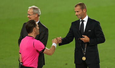 УЕФА может отстранить Реал, Барселону и Ювентус от еврокубков на два сезона