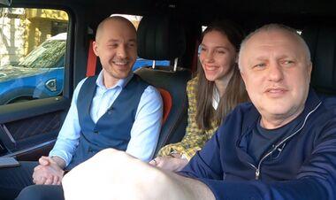 Суркіс пообіцяв дати інтерв'ю українською мовою