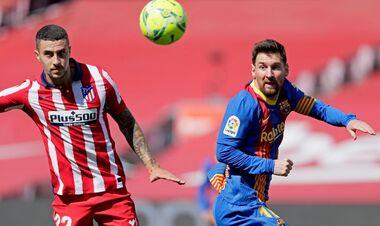 Барселона - Атлетіко - 0:0. Текстова трансляція матчу
