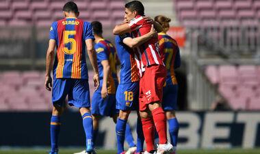 Барселона – Атлетіко. Дивитися онлайн. LIVE трансляція