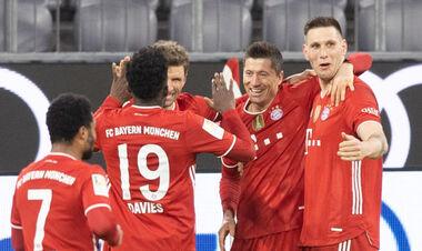 Снова чемпион. Бавария выиграла 9 подряд титул Бундеслиги